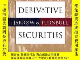 二手書博民逛書店Derivative罕見Securities (fd-investments)Y364682 Robert J