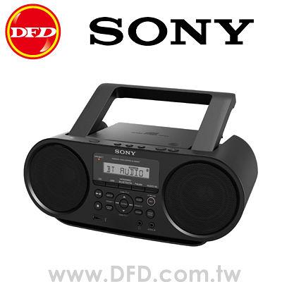 (預購)索尼 SONY ZS-RS60BT CD/USB/NFC藍牙音樂 手提音響 公司貨