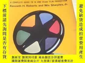 二手書博民逛書店A罕見PEIMER FOR FILM-MAKING:外文原版 英文書 請看圖片Y26894 MACMILLAN