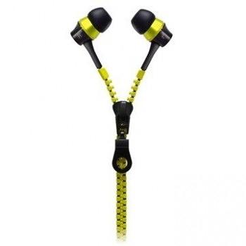 Ainmax 音樂飽飽 拉鏈式Zipper易收納耳機(不纏線系列)本商品共9色