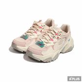 SKECHERS 女 STAMINA V2 老爹鞋 白粉-149512NMLT