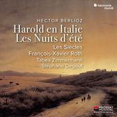 【停看聽音響唱片】【CD】齊瑪曼/羅斯/白遼士:哈洛德在義大利/夏夜