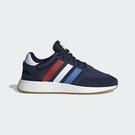 ISNEAKERS Adidas Originals I-5923 海軍藍 BMW配色 麂皮 尼龍 焦糖底 BD7814