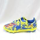 Adidas X GHOSTED.3 MG 男款 漫威 足球鞋 釘鞋 GZ7558 黃【iSport愛運動】