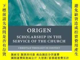 二手書博民逛書店【罕見】2011年出版 Origen: Scholarship
