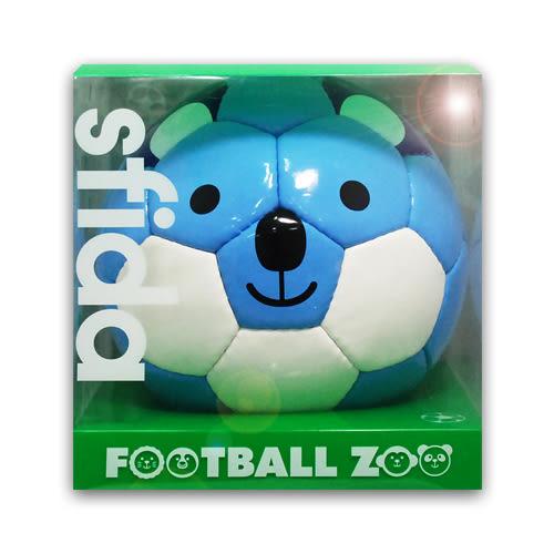 日本FOOTBALL ZOO 專業兒童足球-無尾熊[衛立兒生活館]