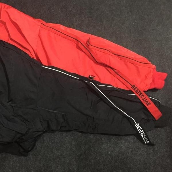 飛行外套 外套女春秋正韓學生bf寬鬆棒球服好康推薦冬裝新款學院風百搭短款夾克