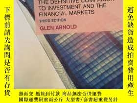 二手書博民逛書店(罕見5)【 起】Financial Times Guide t