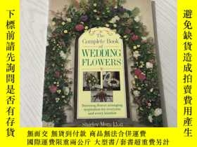 二手書博民逛書店the罕見complete book of wedding flowersY20850 terry l rye