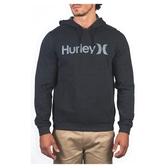 Hurley M OAO PULLOVER圓領休閒衫-深灰