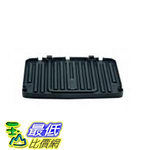 [美國直購] Cuisinart parts GR-300LRP Lower Reversible Plate (GR-300 燒烤器適用) 配件 零件