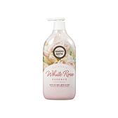 Happy Bath 香氛沐浴乳 #白玫瑰WhiteRose 900ml