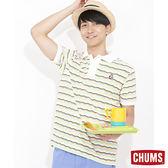 CHUMS 日本 男 Booby Polo衫 太陽波紋 CH021010Z007