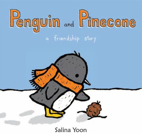 【麥克書店】PENGUIN AND PINECONE / 英文繪本/ 作者: Salina Yoon