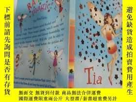 二手書博民逛書店rainbow罕見magic tia the tulip fairy 彩虹魔法蒂婭郁金香仙女..., Y200