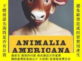 二手書博民逛書店Animalia罕見AmericanaY256260 Colleen Boggs Columbia Unive