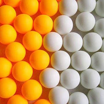 無字乒乓球、樂透彩球、摸彩球、遊戲球( 100個)【現貨】尾牙活動