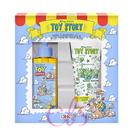 日本 DHC 玩具總動員 洗卸組 深層卸粧油純欖滋養洗面乳 禮盒組 ☆艾莉莎ELS☆