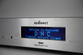 桃園新竹專賣店 名展音響 德國Audionet DNC 串留播放機