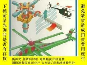 二手書博民逛書店Helicopters罕見(How it works)-直升機(工作原理)Y443421 Ian Graham