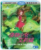 【宮崎駿卡通動畫】借物少女艾莉緹 BD+DVD 限定版(BD藍光)