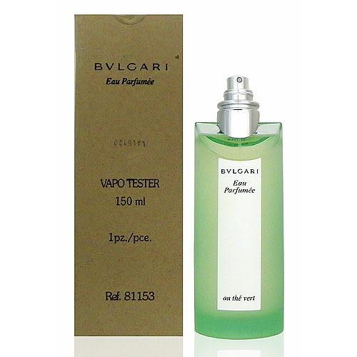 Bvlgari l Eau Perfumee 綠茶女香 150ml Test 包裝
