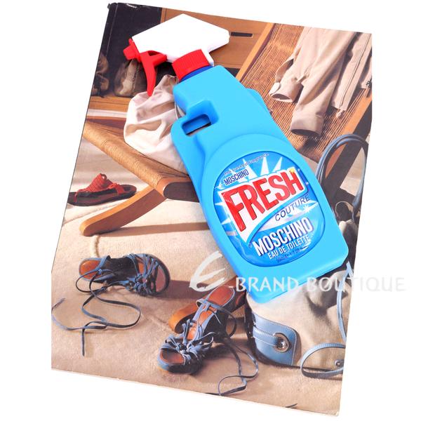 [破盤出清價] MOSCHINO Mujer Cielo 清潔劑造型橡膠 iPhone6 手機殼 1710223-23