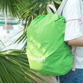 《SAFEBET》包包的雨衣 輕薄亮彩收納好攜帶後背包防雨罩