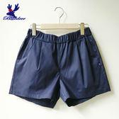 American Bluedeer-俐落休閒短褲
