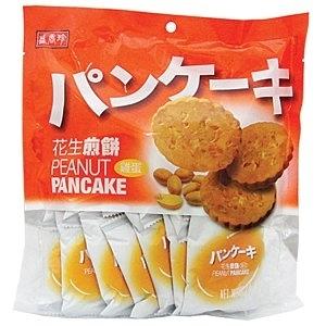 盛香珍花生煎餅雞蛋185g【康鄰超市】