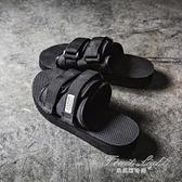 一字拖 涼拖鞋男女 港風防滑情侶沙灘涼鞋潮流韓版越南拖鞋 果果輕時尚