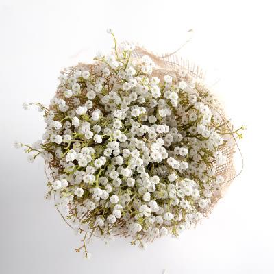模擬花假花 套裝 花藝 客廳餐桌 裝飾花 花瓶捧花结婚花束 -bri01060