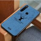 小米 紅米Note 8T 手機殼 經典 麋鹿 布紋殼 全包 磨砂 透氣 散熱 軟殼 可水洗 保護套 蝙蝠俠 布紋殼