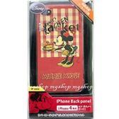 日本原裝 Disney 迪士尼 iPhone4 專用保護套(殼)-米妮蛋糕款