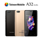 TWM Amazing A32 1G/8G  4G智慧型手機 5吋 金/黑