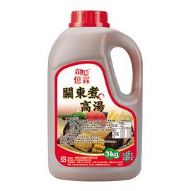 憶霖 關東煮(柴魚)高湯3kg