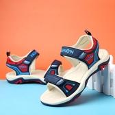 男童涼鞋2019新款韓版夏季中大童小孩童鞋小童軟底男孩兒童沙灘鞋 嬌糖小屋