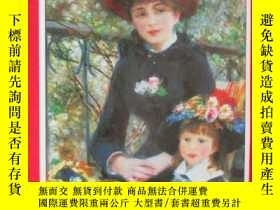 二手書博民逛書店Renoir:罕見His Life, Art, and Lett