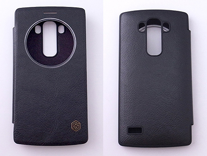 NILLKIN LG G4 Beat (H736P)/G4S(LS770) 手機保護皮套 新皮士 秦系列