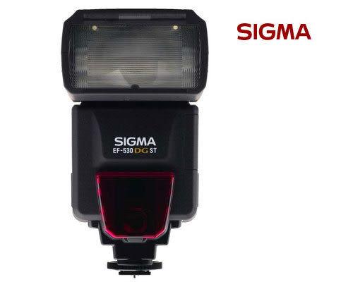 SIGMA EF-530 DG ST 閃光燈 (6期0利率 免運 恆伸公司貨) 支援 TTL