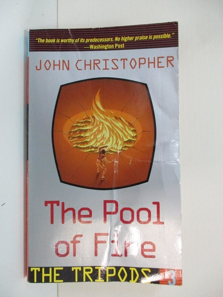 【書寶二手書T6/少年童書_HI2】The Pool of Fire_Christopher, John/ Burleson, Joe (ILT)