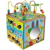 【美國ALEX】4MV  寶寶多元智能迷宮-齒輪組-送寶寶積木總匯(市價1200) /組