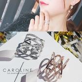 《Caroline》★韓國熱賣造型時尚絢麗閃亮動人.優雅性感戒指70153