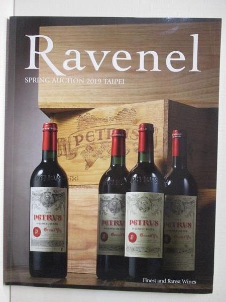 【書寶二手書T4/收藏_JRQ】Ravenel Spring Auction 2019 Taipei Finest and…One_2019/5/31