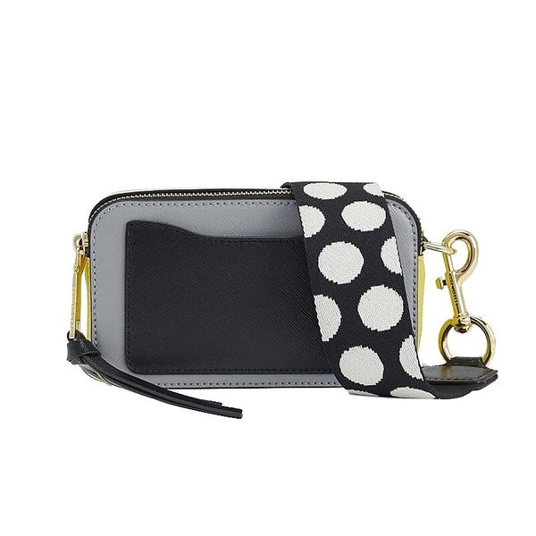 MARC JACOBS 女士女包牛皮皮革 Snapshot 相機包單肩包斜挎包小方包