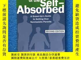 二手書博民逛書店Children罕見of the Self-Absorbed: A Grown-Up s Guide to Get