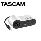 ◎相機專家◎ TASCAM 達斯冠 iXZ 麥克風 吉他 錄音介面 FOR iOS XLR iPhone 錄音 公司貨