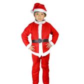 郎森圣誕兒童服飾圣誕小號男服飾  圣誕帽圣誕裝圣誕老人服裝禮物 藍嵐
