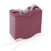 泡沫之夏 創意大力士自動牙簽盒 時尚牙簽筒牙簽座牙簽罐