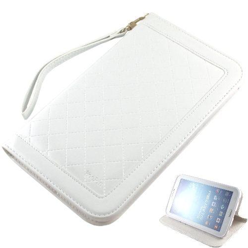 KooPin Apple iPad mini2 隱磁系列 手提式菱格包